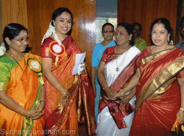 A Kural (choral) ensemble
