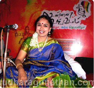 Sudha rated the best female Carnatic musician the second time during the year 2007 according to the survey conducted by IRC-Wide Vision Market Intelligence and Future Studies