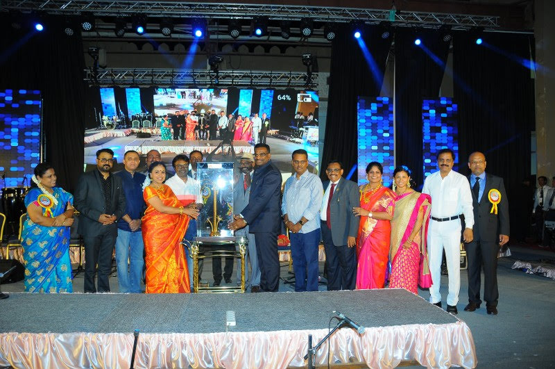 Muscat Tamzh Sangam Lifetime Achievement Award