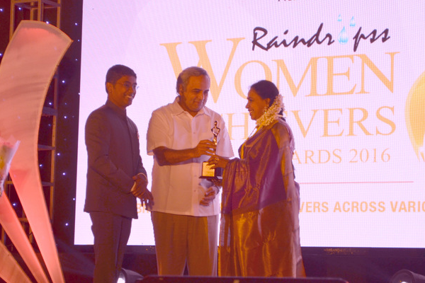 Raindropss 4th Annual Women Achiever Awards 2016 by Raindropss, Chennai